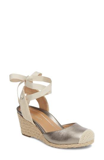 Vionic Maris Orthaheel® Espadrille Wedge Sandal