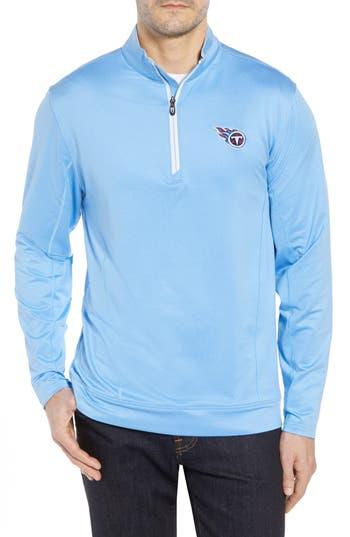 Cutter & Buck Endurance Tennessee Titans Regular Fit Pullover