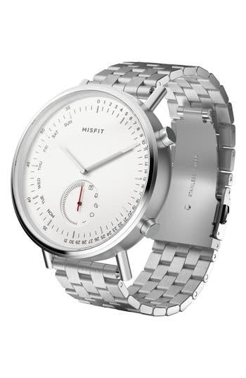 Misfit Command Hybrid Bracelet Smart Watch, 44mm