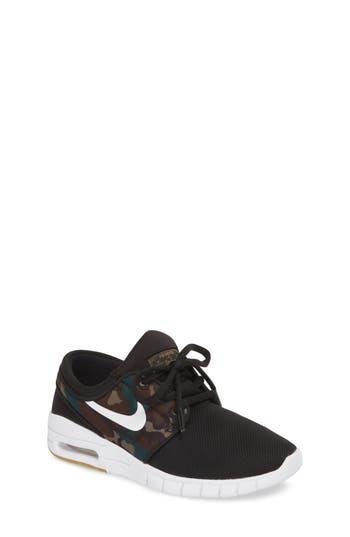 Boys Nike Stefan Janoski Max Sb Skate Sneaker