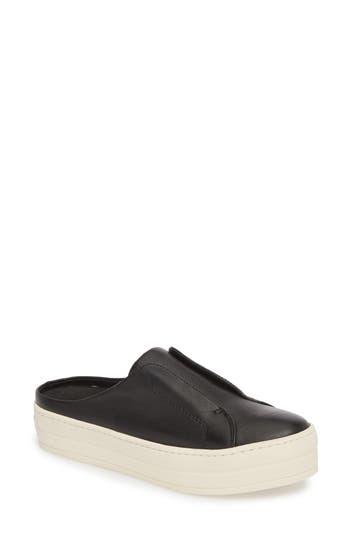 Jslides Hara Sneaker Mule, Black