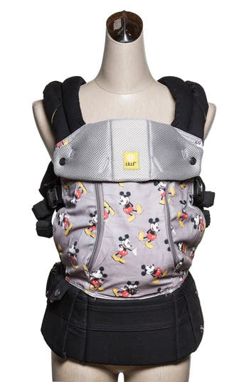 Infant Lillebaby X Disney Complete All Seasons  Mickey Mouse Classic Baby Carrier