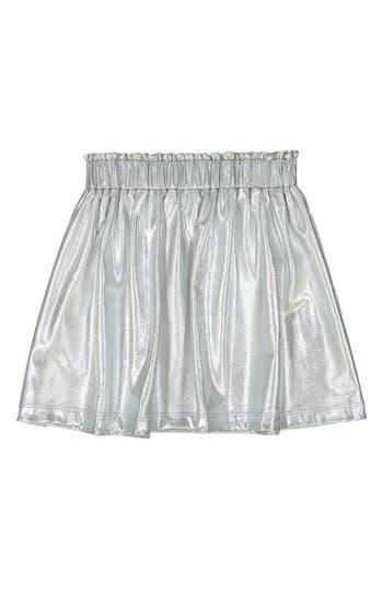 459e83a0ec97 Buy Girl s Masala Baby Silver Metallic Skirt online