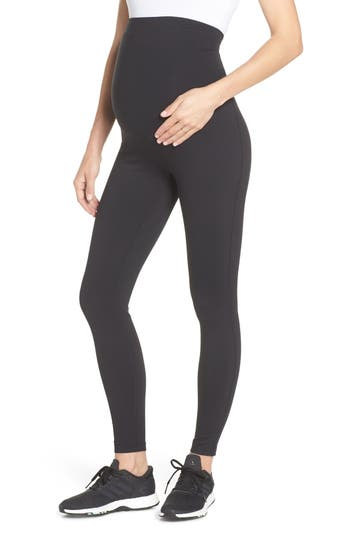 Zella Mamasana Live In Maternity Ankle Leggings