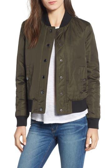 Hudson Jeans Bomber Jacket