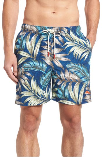 Tommy Bahama Naples Parque Palms Swim Trunks