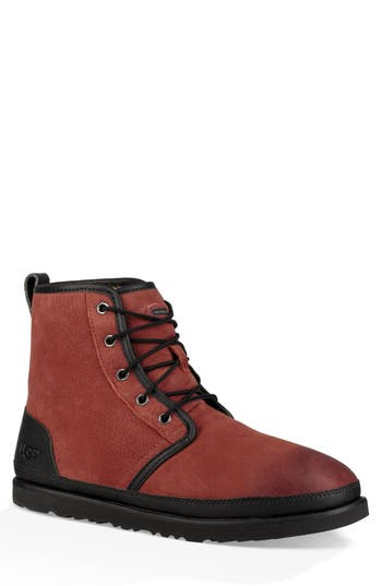 UGG® Harkley Waterproof Lace-Up Boot