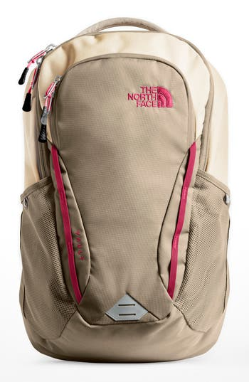 THE NORTH FACE VAULT BACKPACK - BEIGE