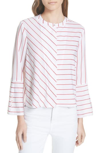 COLOUR BY NUMBERS STRIPE SHIRT
