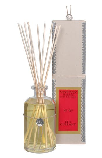 Votivo Aromatic Reed Diffuser, Size One Size - Red