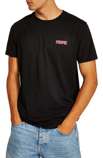 Topman Still Hope Classic Fit T-Shirt