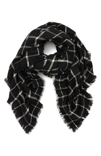 BP. Check Scarf