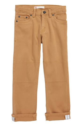 Toddler Boys Levis 511(TM) Made To Play Jeans Size 4T  Beige