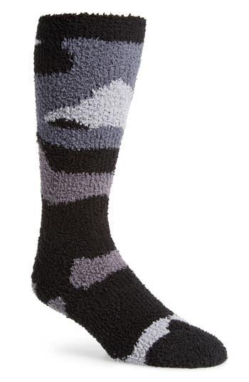 Nordstrom Men's Shop Camo Butter Socks