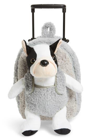 Boys Popatu Trolly Rolling Backpack Set