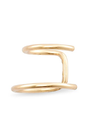 Zoë Chicco Thin Wire Double Ear Cuff