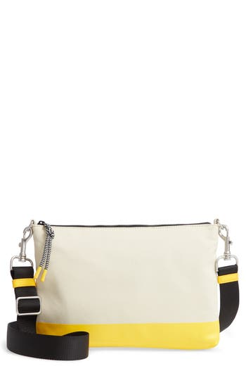 Treasure & Bond Kelly Canvas Crossbody Bag