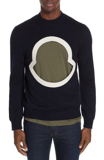 Moncler Genius by Moncler Maglione Logo Sweater
