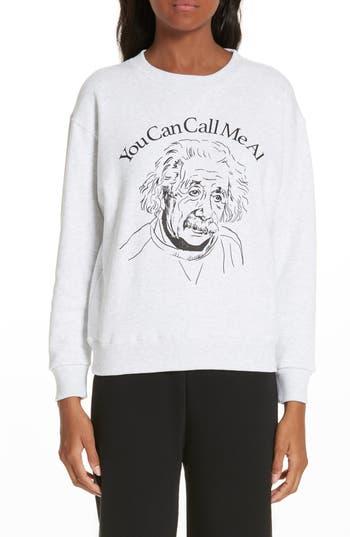 Ashley Williams You Can Call Me Al Graphic Sweatshirt