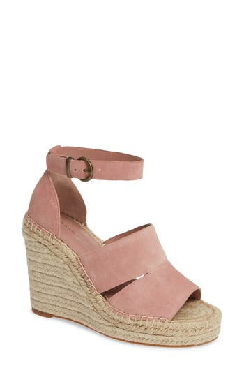 Treasure & Bond Sannibel Platform Wedge Sandal (Women)