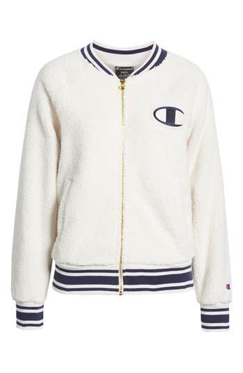 Champion Fleece Bomber Jacket