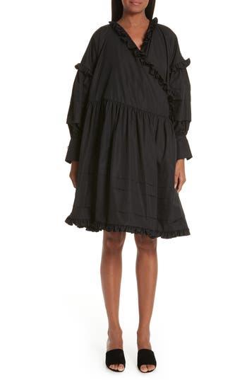 Cecilie Bahnsen Paulina Wrap Dress