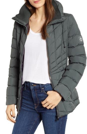 Bernardo Packable PrimaLoft® Coat