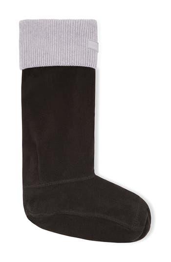 Hunter Refined Rib Cuff Tall Boot Sock