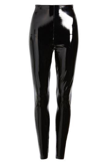Commando Control Top Faux Patent Leather Leggings