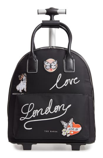 Ted Baker London Sheeaa Slogan Travel Bag
