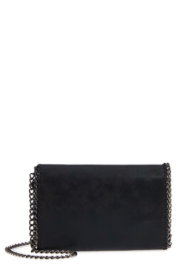 Chelsea28 Faux Leather Wallet on a Chain