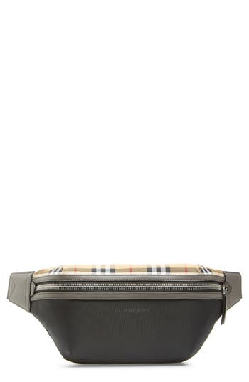 Burberry Vintage Check Waist Pack