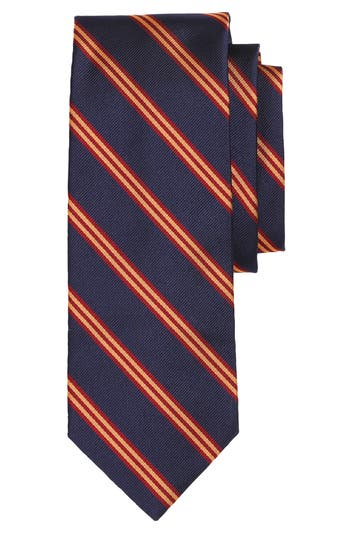 Brooks Brothers Stripe Silk Tie
