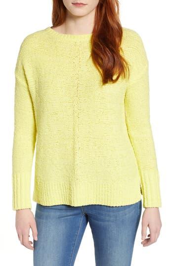 Caslon® Button Back Sweater