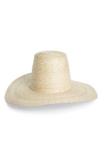 San Diego Hat Palm Straw Hat