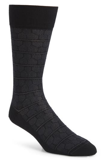 John W. Nordstrom® Tessellated Socks
