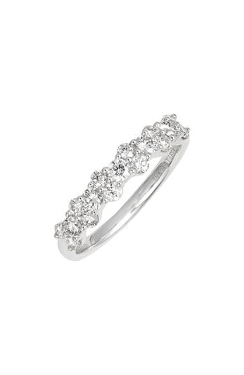 Bony Levy Rita Two-Row Diamond Ring