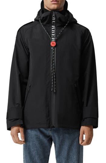 Burberry Roberts Nylon Hooded Jacket