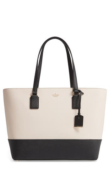 kate spade new york medium cameron street - harmony saffiano leather tote