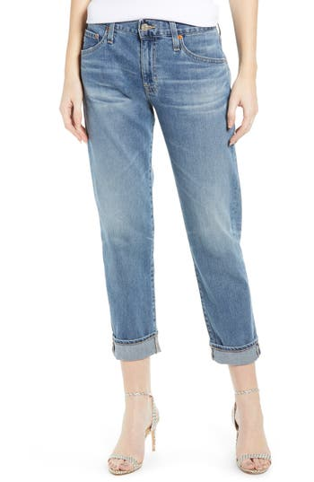 AG Ex-Boyfriend Relaxed Slim Jeans (18 Years Ambrosial)