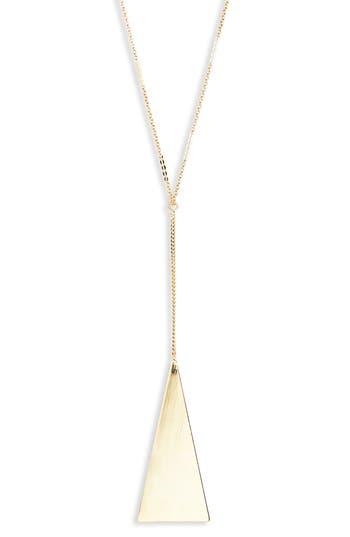 Serefina Sultry Triangle Y-Necklace