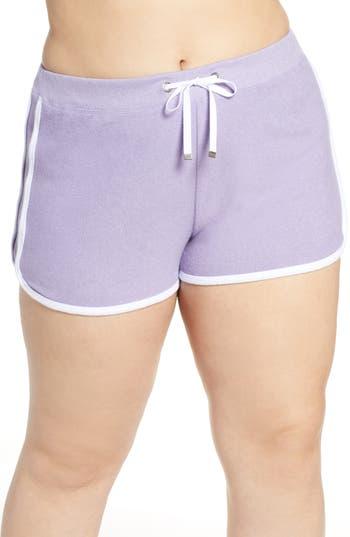 Make + Model Bring it On Lounge Shorts (Plus Size)