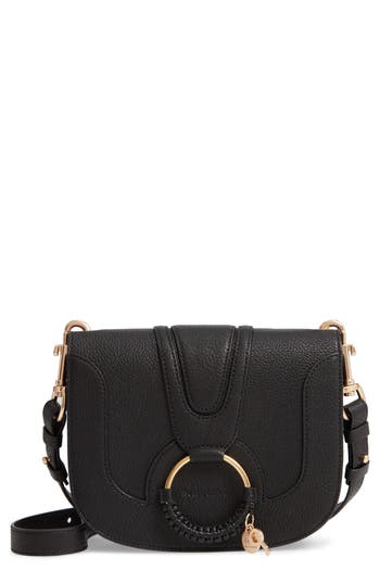 See by Chloé Hana Small Leather Crossbody Bag