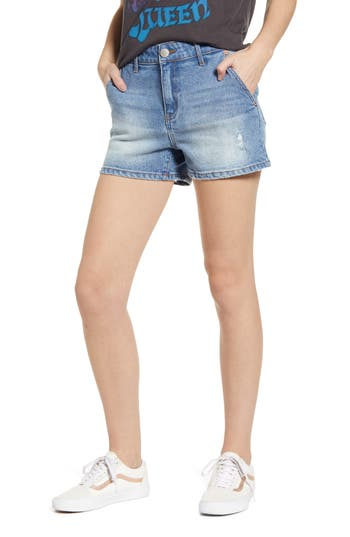 Prosperity Denim Trouser Pocket Denim Shorts