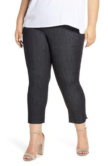 NIC+ZOE All Day Denim Pants (Midnight Wash) (Plus Size)