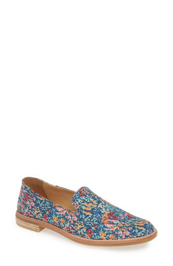 Sperry Seaport Levy Liberty Flat (Women)