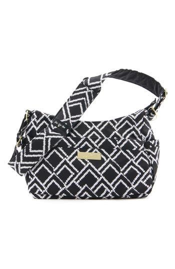 Infant JuJuBe Legacy Hobobe  The Duchess Diaper Bag  Black