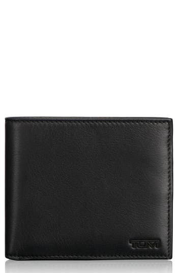 Tumi Delta Global - ID Lock™ Shielded Center Flip ID Passcase