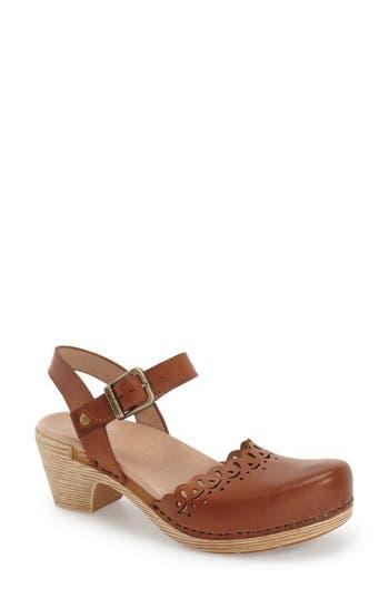 Women's Dansko 'Marta' Ankle Strap Clog at NORDSTROM.com