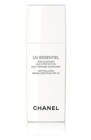 Chanel Uv Essentiel Multi-Protection Daily Defense Sunscreen Anti-Pollution Broad Spectrum Spf 30